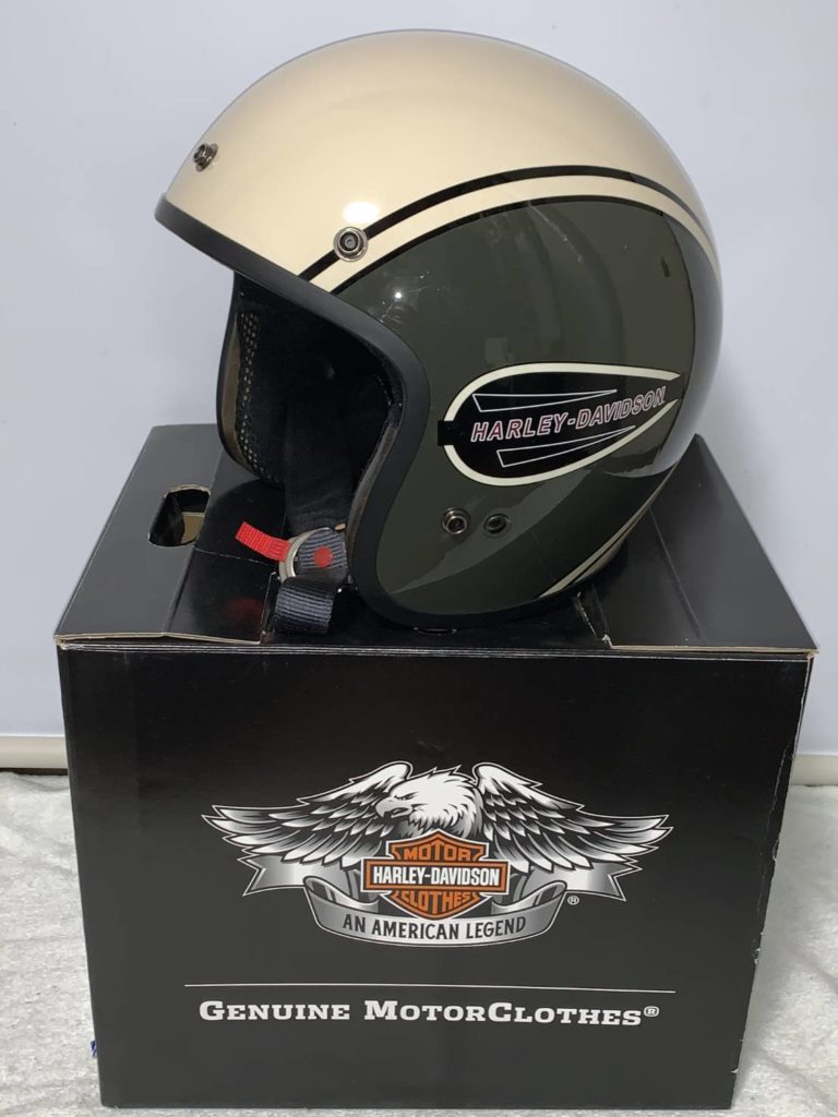 Harley Davidson ヘルメット